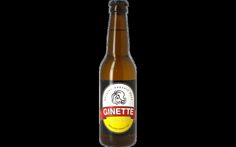 Bouteilles - Ginette Natural Blonde Bio