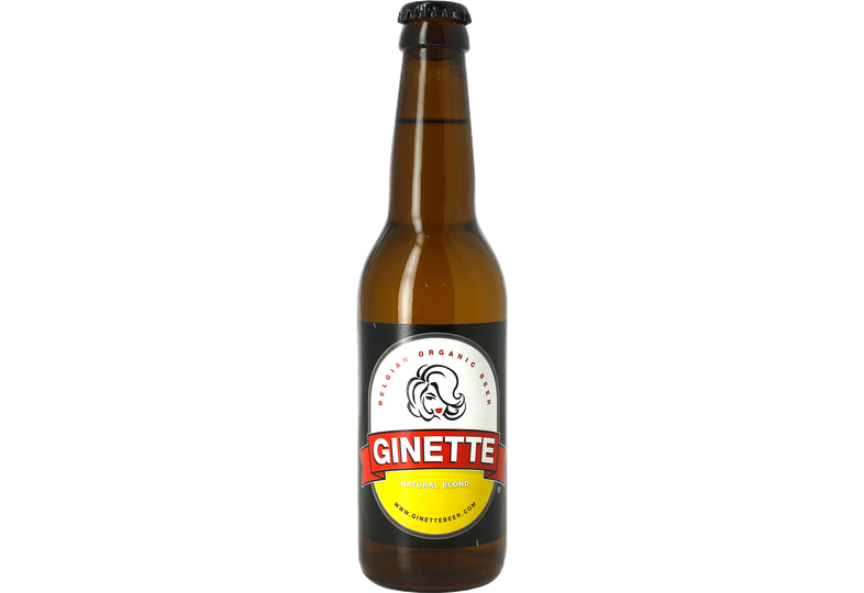 Bottiglie - Ginette Natural Blonde Bio