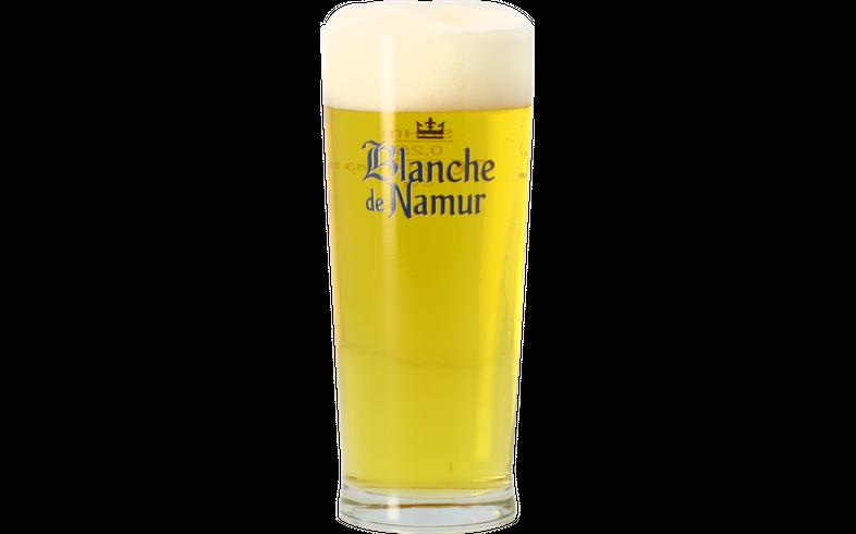 Verres à bière - Verre Blanche de Namur - 25 cl