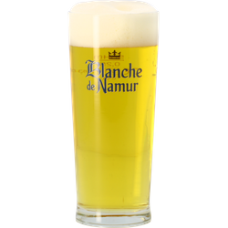 Beer glasses - Blanche de Namur glass - 25 cl