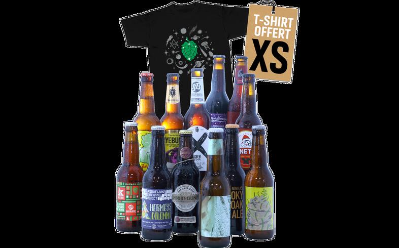 Cadeaus en accessoires - Assortiment Best Of Beery + Gratis T-shirt XS