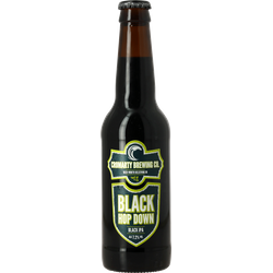 Flaschen Bier - Cromarty  Black Hop Down