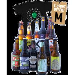 Accessoires et cadeaux - Assortiment Best Of Beery + T-shirt M OFFERT