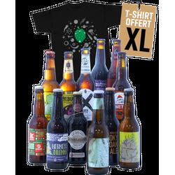 Cadeaus en accessoires - Assortiment Best Of Beery + Gratis T-shirt XL