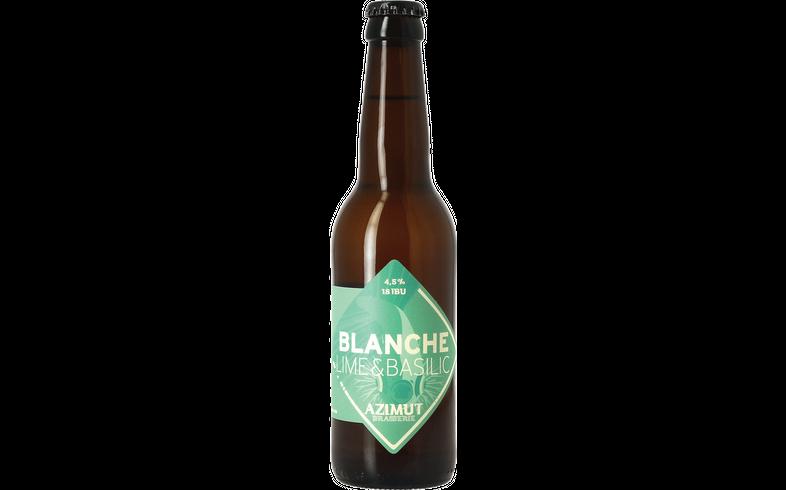 Bouteilles - Blanche Lime & Basilic