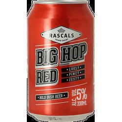Bottled beer - Rascals Big Hop Red