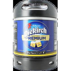 Fûts de bière - Fût 6L Diekirch Premium