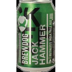 Bouteilles - Brewdog Jack Hammer - Canette