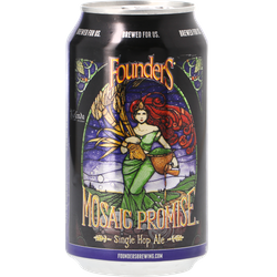 Bouteilles - Founders Mosaic Promise