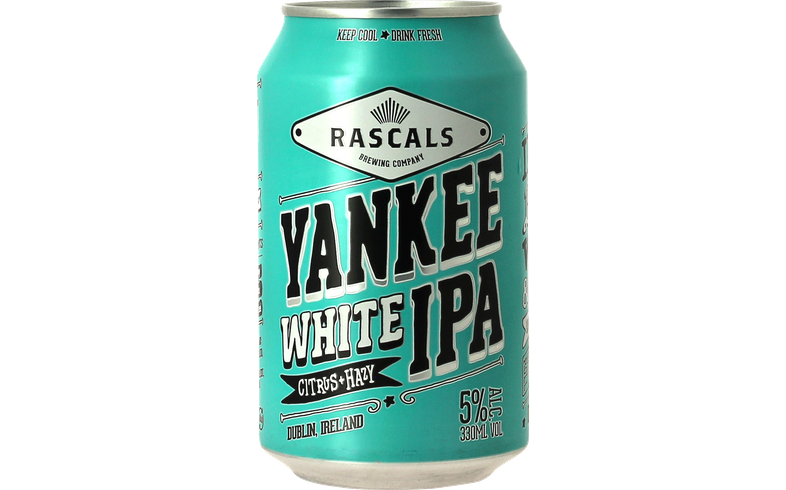 Bouteilles - Yankee White IPA