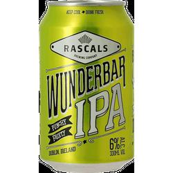 Bottled beer - Rascals Wunderbar IPA