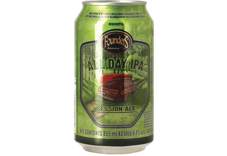Bouteilles - Founders All Day IPA - Can