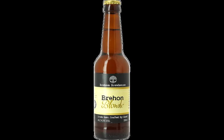 Bottled beer - Brehon Blonde