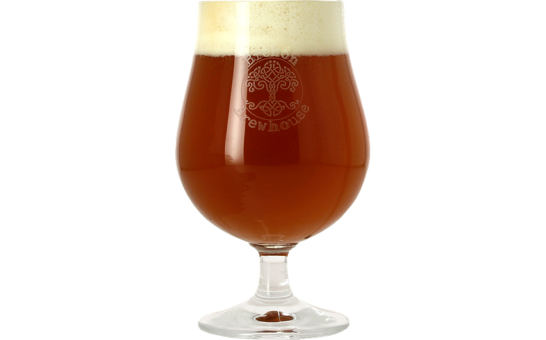 Bottled beer - Brehon Brewhouse - Balloon Glass