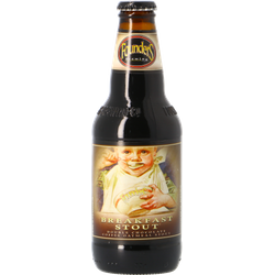 Bottled beer - Founders Breakfast Stout