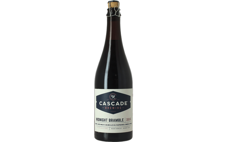 Flaskor - Cascade Midnight Bramble 2016