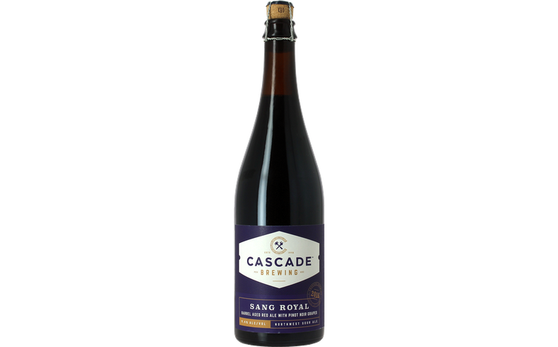 Botellas - Cascade - Sang royal 2016