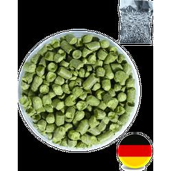 Houblons - Houblon Hallertau Mittelfrüh (4,7%) en pellets - récolte 2020
