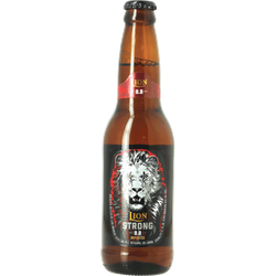 Bouteilles - Lion Strong Beer
