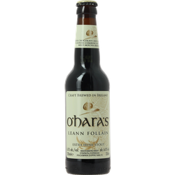Bouteilles - O'Hara's Leann Follain 33 cL