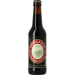 Bouteilles - Oppigards Thurbo Stout