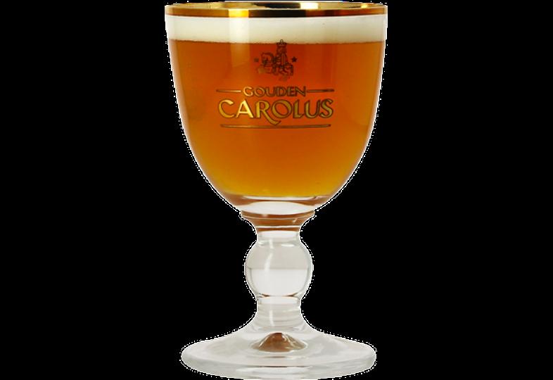 Ölglas - Verre Gouden Carolus dégustation - 15cl