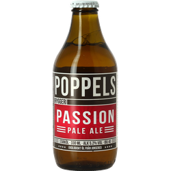 Bottled beer - Poppels Passion Pale Ale