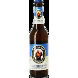Flaskor - Franziskaner Hefe-Weissbier Alkoholfrei