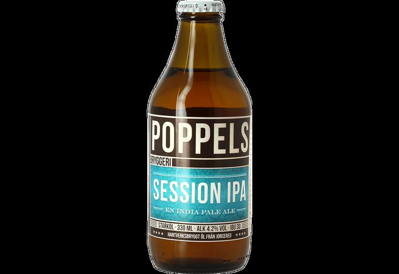 Bottled beer - Poppels Session IPA