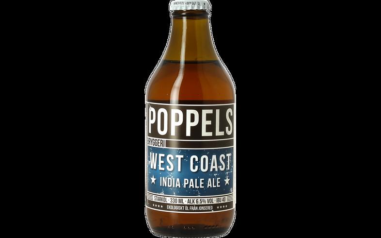 Botellas - Poppels West Coast India Pale Ale