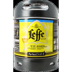 Fatöl - Leffe d'Été Zomerbier 6L PerfectDraft Fat
