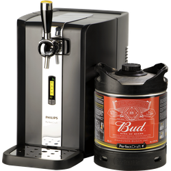 Beer dispensers - PerfectDraft Bud Dispenser Pack