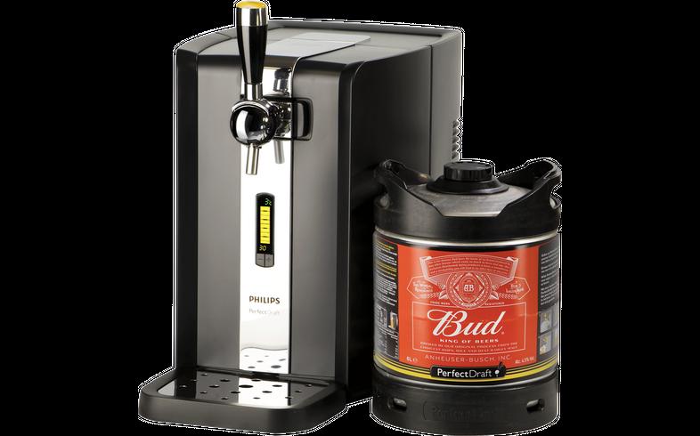 Grifos de cerveza - Pack grifo PerfectDraft Bud