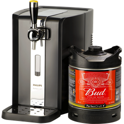 Öltapp - PerfectDraft Bud Dispenser Pack