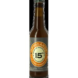 Bottled beer - Oppigårds 15th Anniversary Ale