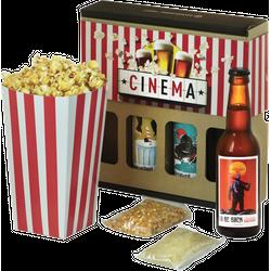 Cadeaus en accessoires - Film Collectie - 3 x 33cl + Popcorn