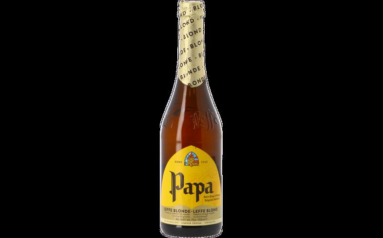 Bouteilles - Leffe blonde Papa