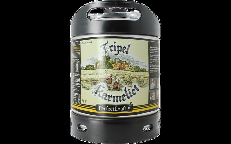 Tapvaten - PerfectDraft Tripel Karmeliet Vat 6L - 5 EUR Statiegeld