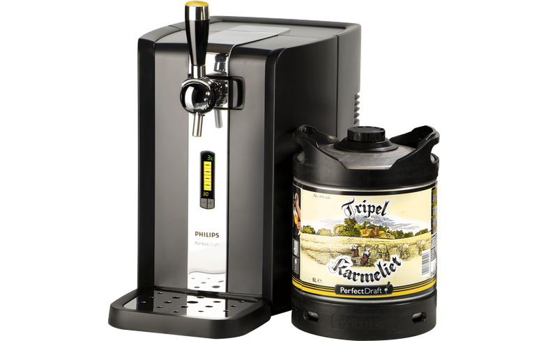 Beer dispensers - PerfectDraft Tripel Karmeliet Dispenser Pack