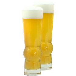 Ölglas - Pack 2 Verres ballon de football - 30 cl
