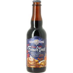 Bottled beer - Wicked Weed French Toast BA 2017