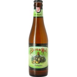 Bottled beer - Bière de Miel bio