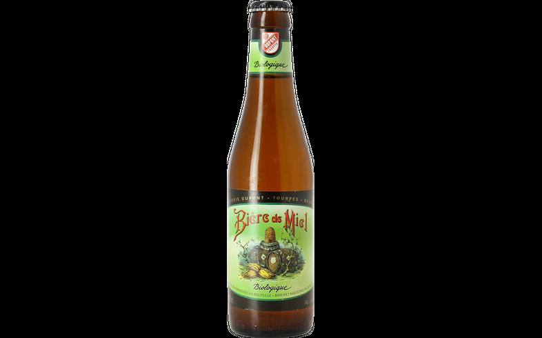 Bouteilles - Bière de Miel bio
