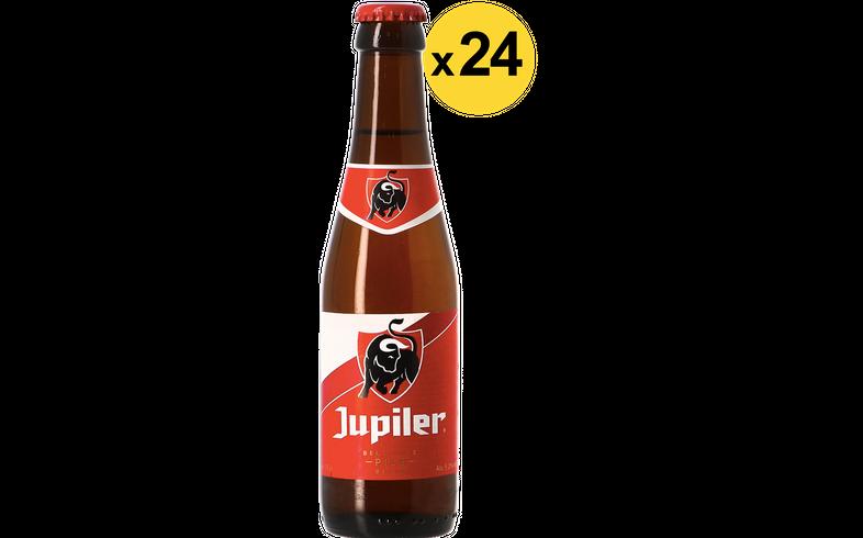 Flaschen Bier - Pack Jupiler x24
