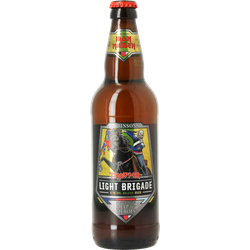 Bouteilles - Trooper Light Brigade