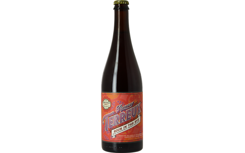 Flaskor - Bruery Sour in the Rye - Passion Fruit, Orange and Guava