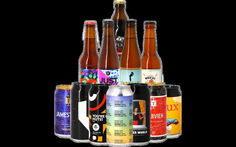 Bierpakketten - Nieuwkomers Pakket (12 stuks)