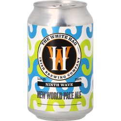 Bottled beer - White Hag Ninth Wave