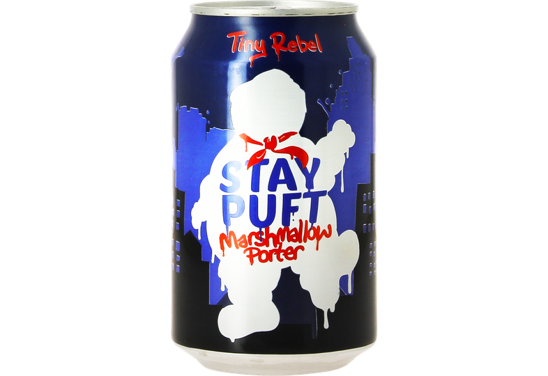 Flessen - Tiny Rebel Stay Puft