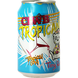 Botellas - Tiny Rebel Clwb Tropica Lata